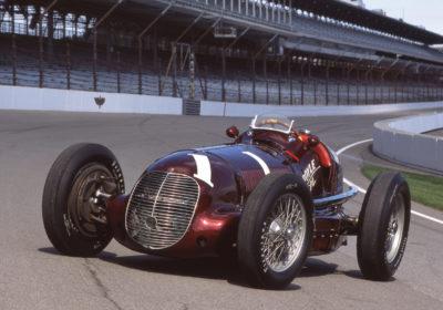 Maserati 8CTF Indianapolis winner © John Lamm (8)